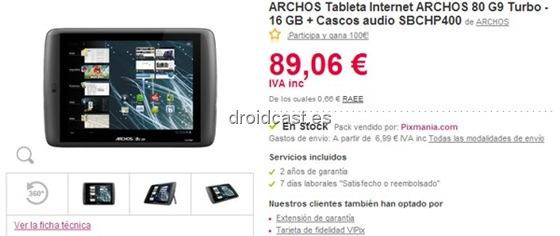 Archos-G90-Pixmania