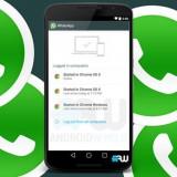 Whatsapp en Droidcast Fugaz 39